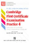 Tài liệu luyện thi chứng chỉ FCE - Cambridge first certificate examination practice 4